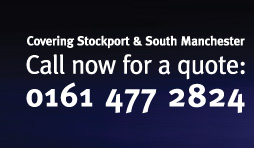 Call now for a quote: 0161 477 2824